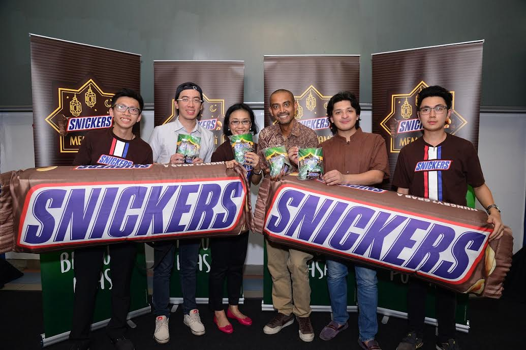 SNICKERS® Promotes Empathy And Tolerance During Ramadan
