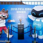 Vivo Official Sponsor of the 2018 and 2022 FIFA World Cup