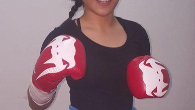 Hayatun NaJihin, 18-year-old Malaysian Muay Thai