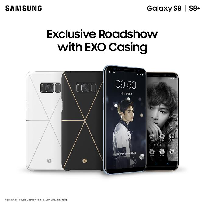 Samsung Galaxy S8 Exclusive Roadshow