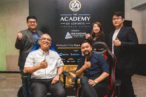 Academy of Esports, Iskandar Puteri DOTA 2 Training Bootcamp