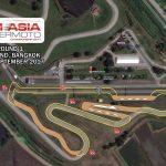 2017 FIM Asia SuperMoto Championship Opening Track