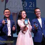 Huawei Nova 2i Hannah Delisha