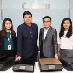 Canon Unveils New Printers with New Connectivity Features
