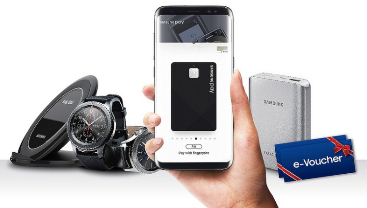 Samsung Pay Offers Digital Wallet Experience