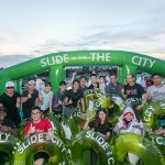 Slide the City Malaysia First Ever Night Slide In South East Asia!