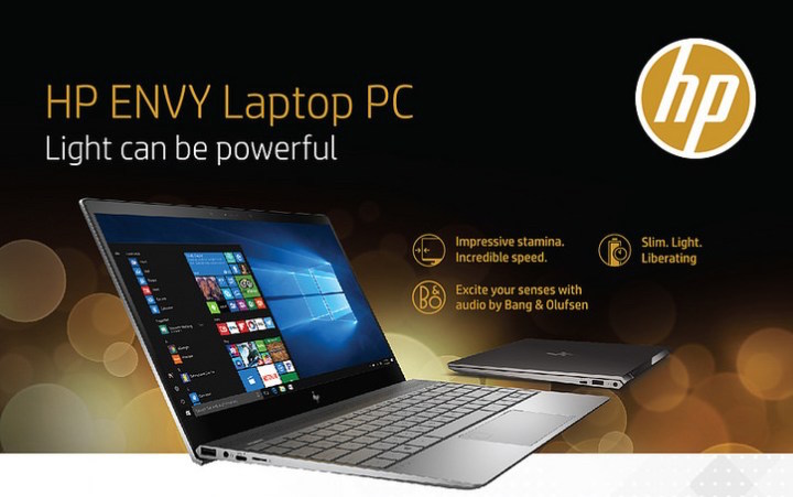 The Newly Upgraded HP Envy 13
