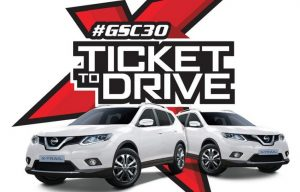 Watch a movie at GSC and Win Nissan X-Trail!
