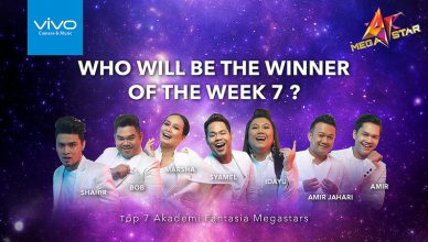 vivo V7+ Akademi Fantasia Predict & Win