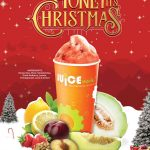 Juice Works Honey, its Christmas