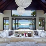 Niyama Family Beach Pavilion Living Room