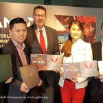 AMD Ryzen™ Mobile Processors