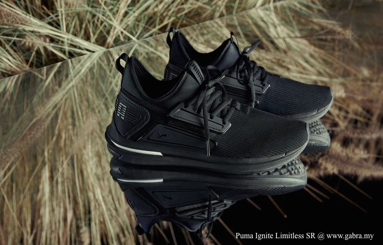 Puma Pushes The Limits With All-New Puma Ignite Limitless SR
