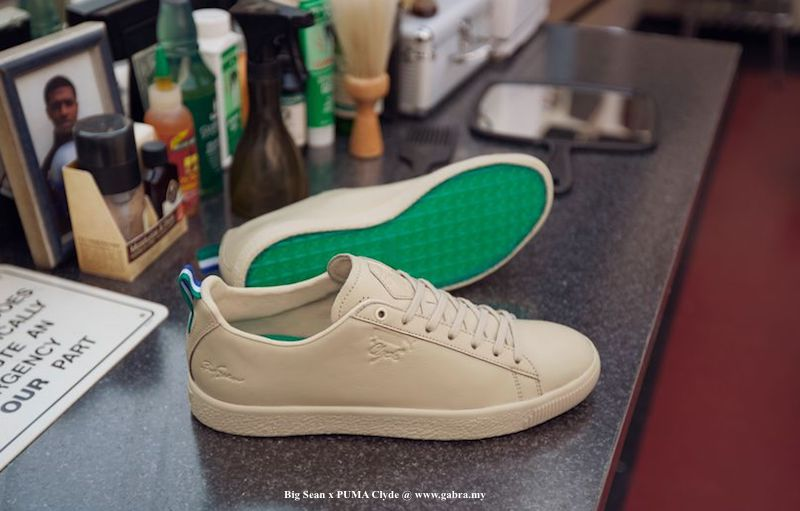 the latest 029b4 a8bca Big Sean Debut Collection with PUMA