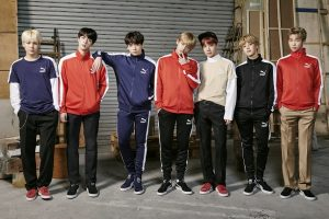 PUMA Exclusive Global Collection BTS