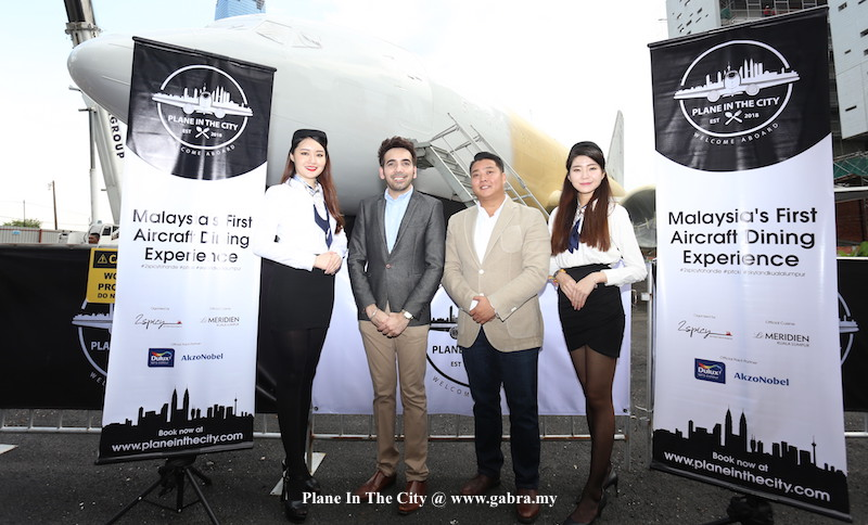 Plane In The City – The Next Top Attraction in Kuala Lumpur