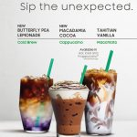 Starbucks Introduces Spring Beverage With Layers