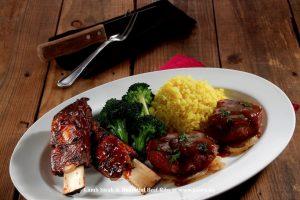 TR_Lamb Steak & Bountiful Beef Ribs