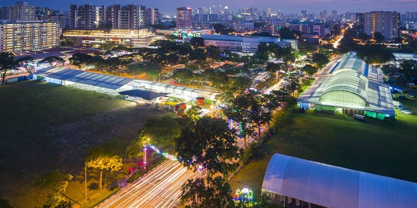 Five Best Places to Live in Singapore