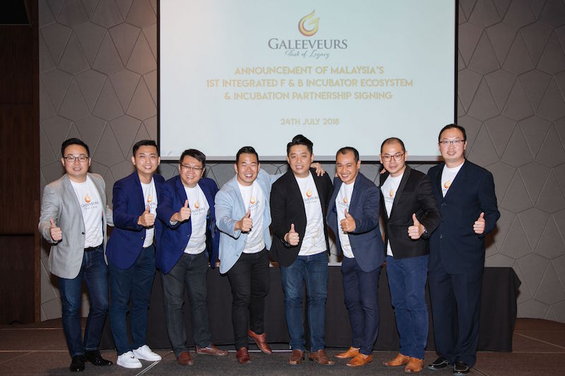 Galeeveurs - First Integrated F&B Incubator Ecosystem in Malaysia