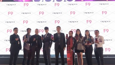 OPPO F9 Malaysia