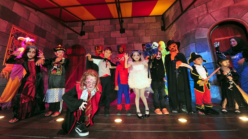 Brick-Or-Treat Halloween Festival @ LEGOLAND Malaysia Resort