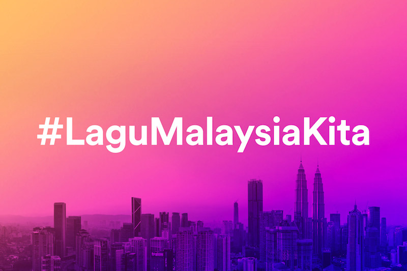 Spotify LaguMalaysiaKita
