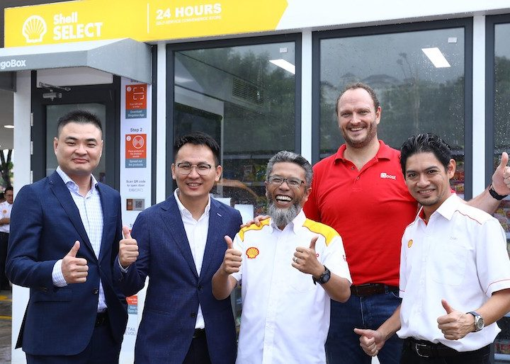 First Shell Select Powered by BingoBox Retail Technology