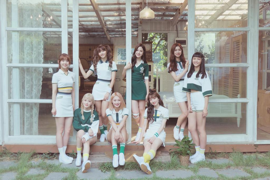 DreamNote iMe first KPOP girl group