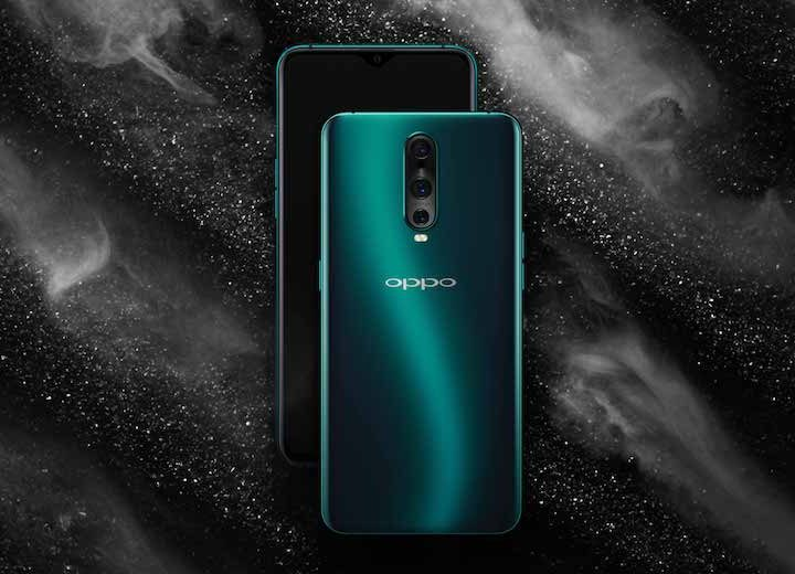 OPPO R17 Pro in Emerald Green is Coming in Limited Availability