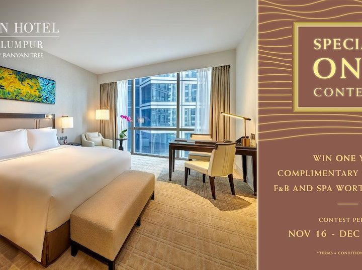 Pavilion Hotel Kuala Lumpur's Looking for the Special ONE