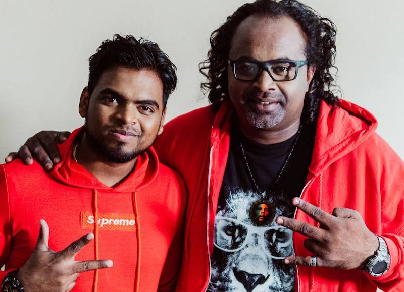 Sasi The Don feat Santesh Kumar