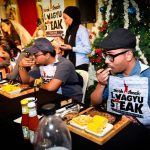 NY Steak Shack Wagyu Steak Eating Challenge