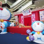 Doraemon at Paradigm Mall