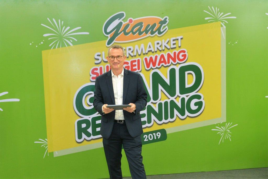 Giant Supermarket Sungei Wang