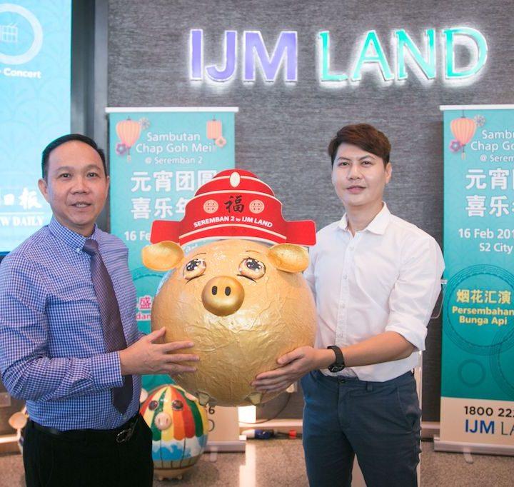 IJM Land Chap Goh Mei at Seremban 2's City Park