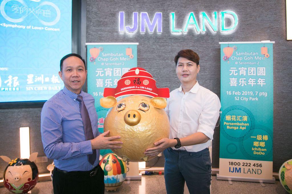 IJM Land Chap Goh Mei