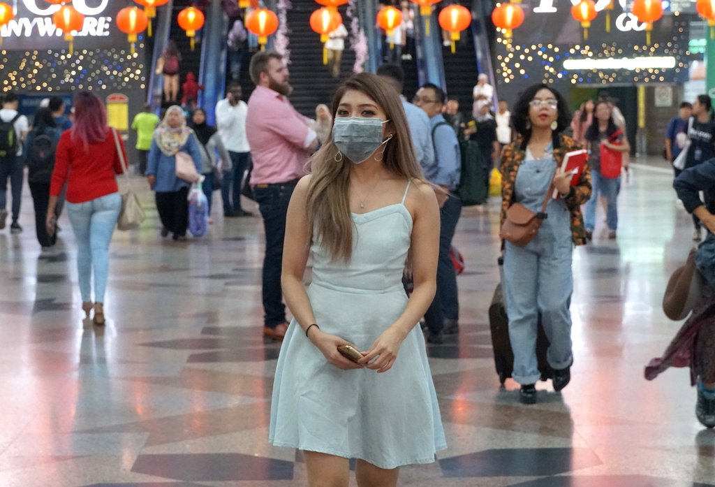 New 3M Nexcare Masks for Malaysians