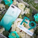 OPPO F9 Jade Green Edition
