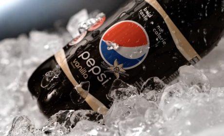Pepsi Black Vanilla – The Taste From Future