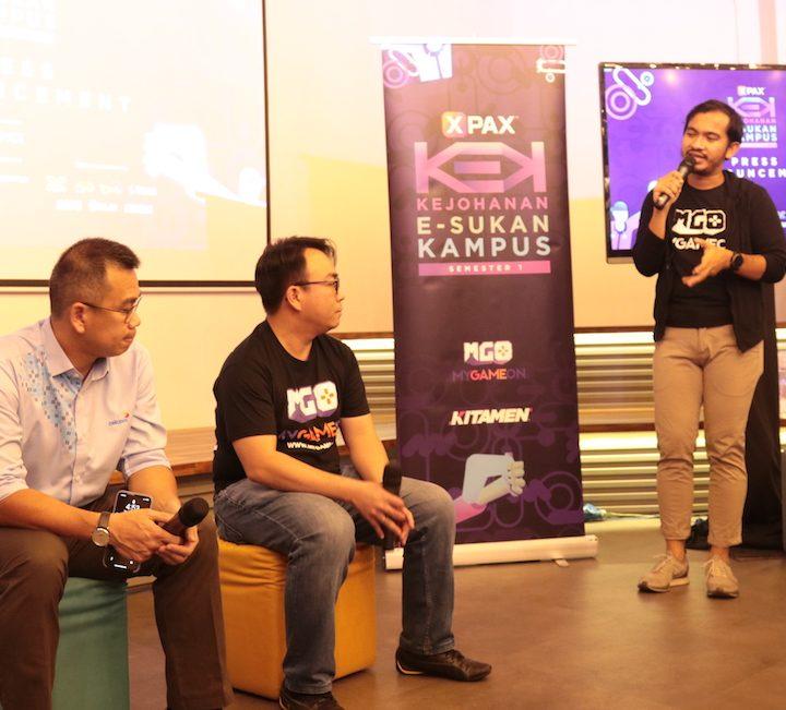 XPAX Kejohanan E-Sukan Kampus 2019 With Cash Prize Pool of RM 180,000
