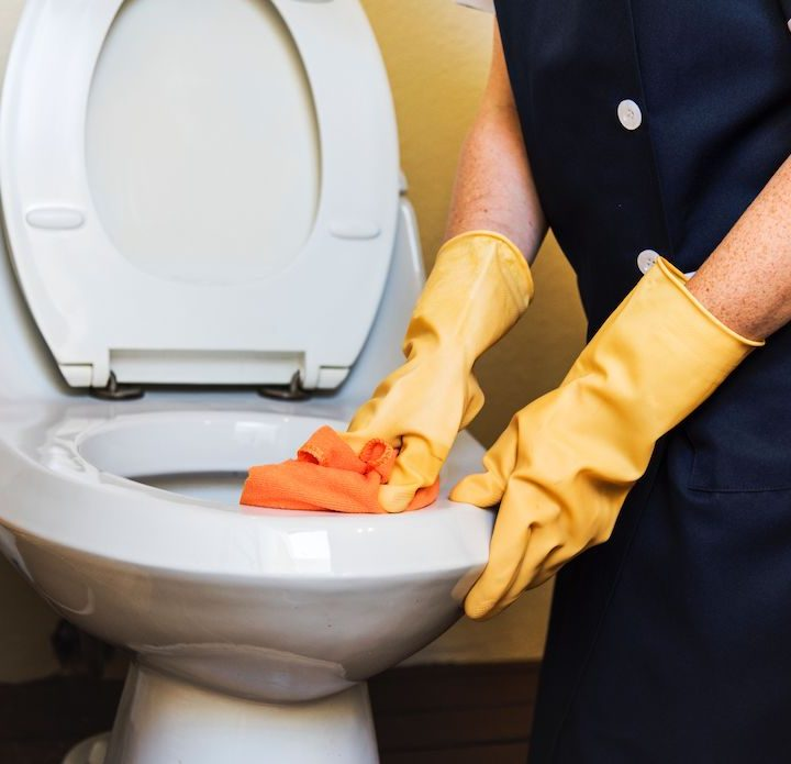 Are you cleaning your bathrooms wrong?