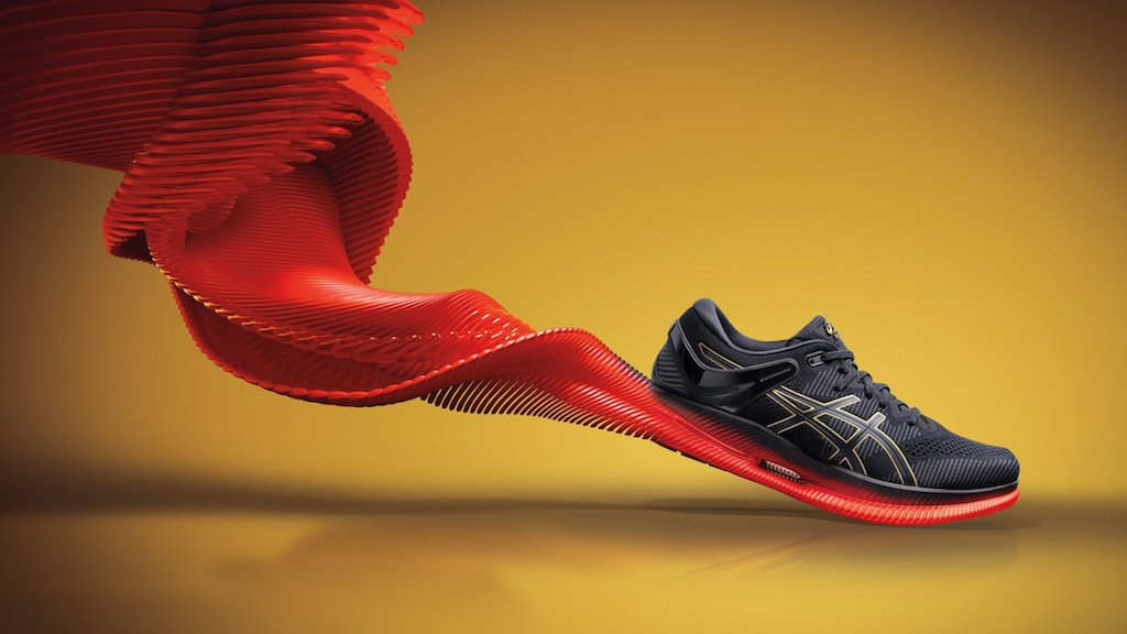 ASICS Launch New Energy Saving Shoe – METARIDE