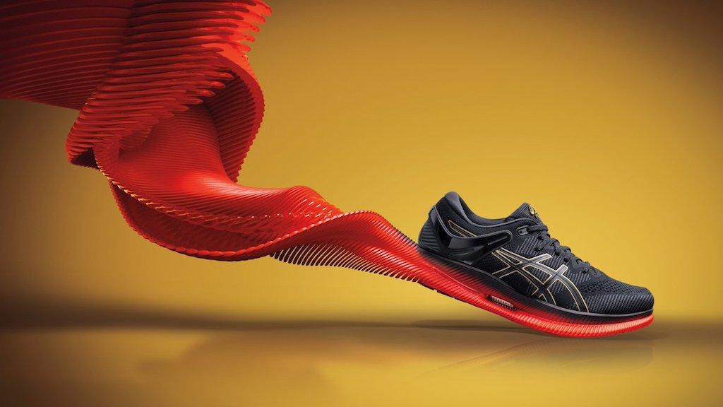 ASICS METARIDE™ - The New Energy Saving  Shoe