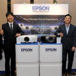 Epson 4K PRO-UHD Home Cinema Projectors