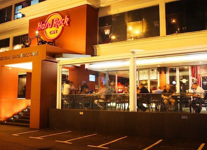 HAP and Splitfire at Hard Rock Cafe Kuala Lumpur