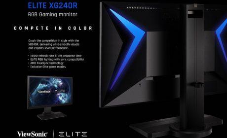 ViewSonic ELITE XG240R Premium Gaming Display at RM 1,089