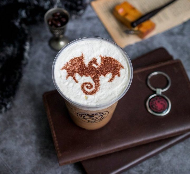 GAME OF THRONES Taken Over The Coffee Bean and Tea Leaf