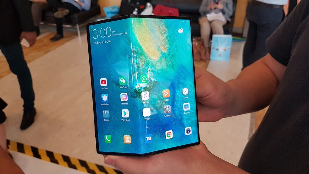 HUAWEI Mate X 5G Technology