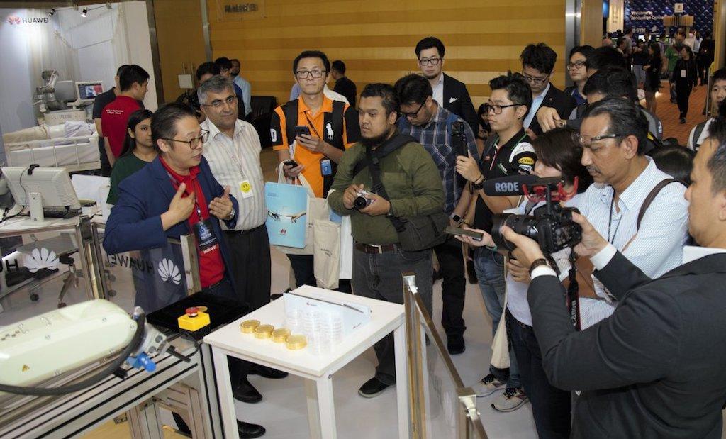 Huawei Spearhead 5G Technology